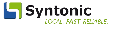 Syntonic Header logo